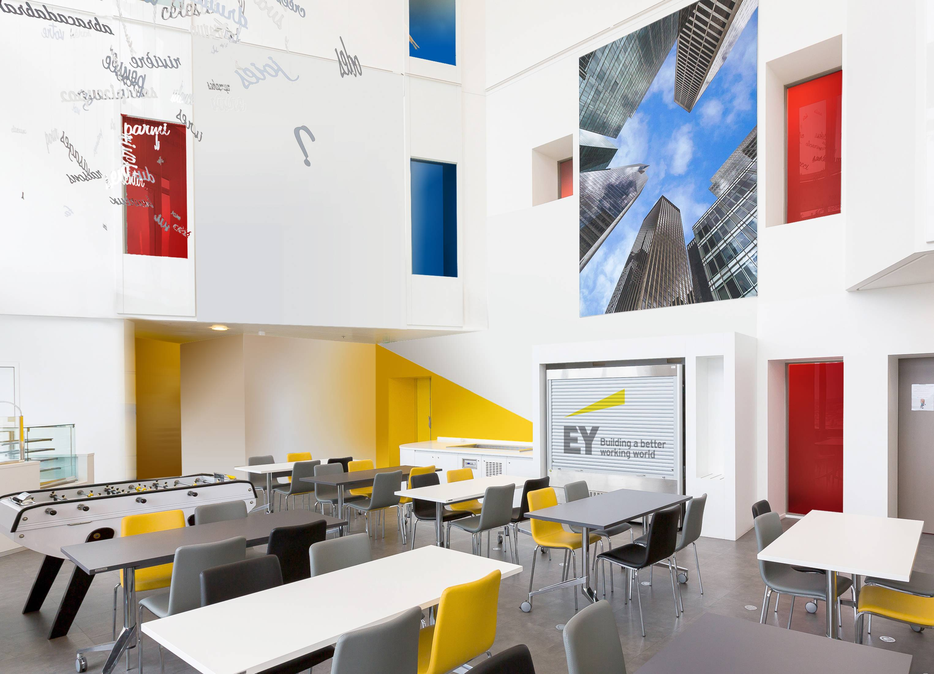 Ernst And Young Nyc Office